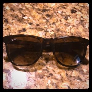 Ray-Ban Accessories - Tortoise Ray Bans